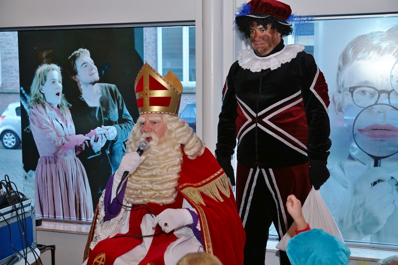 Sinterklaasfeest Werkplan Schouwburg Ochterop video's